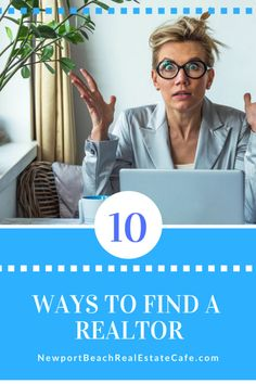 What Are The 10 Best Ways to Find a Realtor® Real Estate Articles, Real Estate Tips, Sell Your House Fast, Selling Your House, Find A Realtor, Branding, Holiday Pictures, Estate Homes, Real Estate Marketing