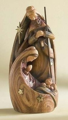Holy Family Driftwood