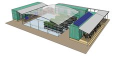 A sustainable farming business can be achieved when labor costs are minimized, value is added to the end product and overhead is reduced in all areas of organic farming. Bioponica has developed a business with it's Boxcar Farm. Plans are under way to launch our flagship facility here in Atlanta in Early 2016. It will include 4-8 Biogarden commercial aquaponics grow modules, on-site fertilizer production from green waste discards, and a cafe juice bar, container home and a popsicle processing…