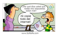 ¡Que descaro! Pero así es ya actualmente. #Wikipedia #Humor #Sarcasmo #Internet #Funny