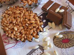Ai fornelli con QB e Roberta: barretta di cereali e cioccolato homemade