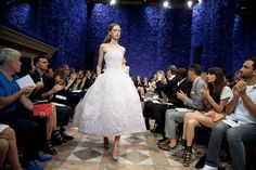 Raf Simons's Memorable Looks for Dior - Dior couture, fall 2012. - The New York Times