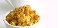 Looking for a healthier macaroni and cheese recipe? This version of the classic comfort food is made with butternut squash.