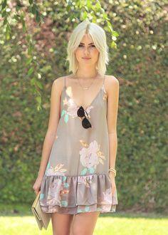Moda Verano 2019 Tendencias Embarazadas Best Ideas - Attract Tutorial and Ideas Cute Dresses, Casual Dresses, Short Dresses, Fashion Dresses, Floral Dresses, Summer Outfits, Cute Outfits, Summer Dresses, Creation Couture