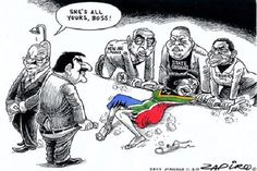 President Zuma Latest rape cartoon decision 'not taken lightly' – Zapiro Latest Cartoons, Jacob Zuma, Media Matters, Different Races, Let God, Do Your Best, Good Books, Presidents, Boss