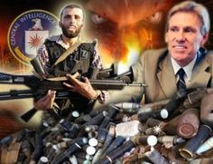 Benghazi Gun Running is the Real Scandal - Conservative Byte........and 4 American lives were lost for bo's 'friends' America's enemies?