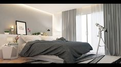 how to create bedroom in 3ds max vray modeling vray lighting vray render...