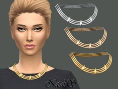 Sims 4 CC's - The Best: Jewelry by NataliS