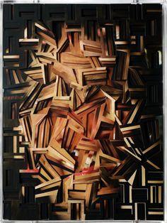 Gallery: Geometric Photocollage Portraits by Lucas Simões Lucas Simoes, Cut Out Art, Photocollage, Art Design, Portraits, Art Plastique, Collages, Collage Artists, Art Images