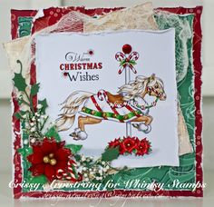 Jingle Bell Ride by #1artist4highhopes - Cards and Paper Crafts at Splitcoaststampers