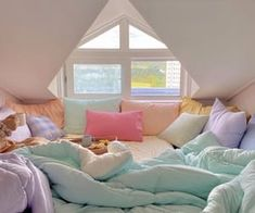 Image about tumblr in HOUSE GOALS 🏡 by Moon Goddess Dream Rooms, Dream Bedroom, Room Ideas Bedroom, Bedroom Decor, Bedroom Inspo, Wall Decor, Pastel Room, Pastel Decor, Indie Room