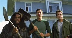 Charlie Sheen, Simon Rex, and Anthony Anderson in Scary Movie 3 Scary Movie 1, I Movie, Charlie Sheen, Simon Rex, Anthony Anderson, Queen Latifah, George Carlin, Comedy Movies, Movie List