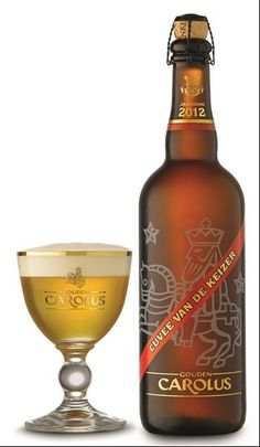 Gouden Carolus Cuvée Van De Keizer Rood While basically all Belgian beer is delicious, this is really nice. I'd like to try the other varieties.