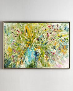 Jinlu+Original+Abstract+Painting+by+John-Richard+Collection+at+Neiman+Marcus.