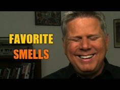 Being blind puts more reliance on the sense of smell. Check out what this blind man (since birth) thinks smells good.