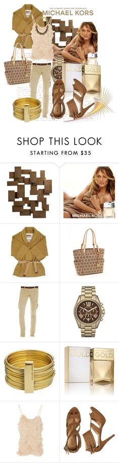"""""""born to be a lady"""" by shinee-pearly ❤ liked on Polyvore featuring Crate and Barrel, Michael Kors, By Malene Birger, MICHAEL Michael Kors, Marc Jacobs and Wet Seal"""
