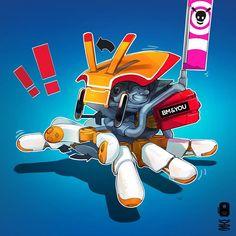 character design robot 2d, Robot, Character Design, Vehicles, Robotics, Cars, Robots, Vehicle