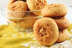 Gluten Free Hazelnut Cookies | Natvia - 100% Stevia Natural Sweetener