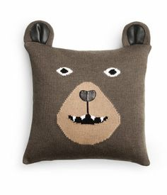 Bear Pillow | H & M