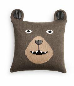 Bear Pillow | H & M