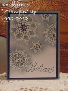 Christmas Cards 2012 by JJ Rubberduck - Cards and Paper Crafts at Splitcoaststampers