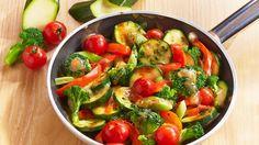 Von Gemüse bekommst du nie genug? Dann geht's hier zum idealen Rezept!