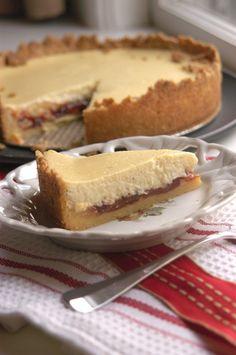 "Guava Cheesecake <a href=""http://www.bashfulbao.com/2013/03/guava-cheesecake-torte/""> read more <span class=""meta-nav"">»</span></a>"
