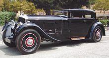 Corsica Coachworks - 1930 Bentley Speed Six