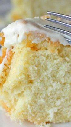 Louisiana Crunch Cake (1) From: B Sugar Mama. The recipe calls for a crap load of sugar... Might adapt.