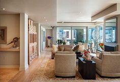 Hallmark Floors Engineered Hardwood Flooring Alta Vista Collection: Malibu installed in Seattle, WA condominium