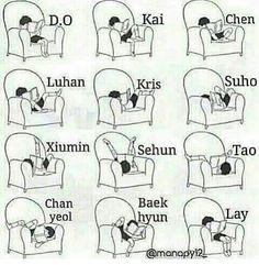 Euhm Tao and Sehun?