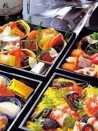おせち料理 #japan#food