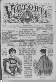 61 - Nro. 17. 1. Mai - Victoria - Seite - Digitale Sammlungen - Digitale Sammlungen