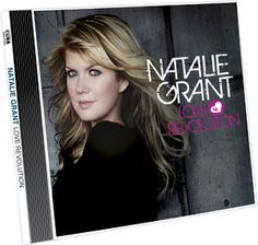 Natalie Grant...Love her faith and her music!