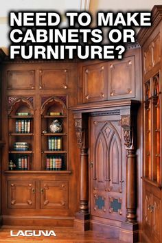 Need To Make Cabinets Or Furniture - Sign Up Today!