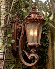 If you are having difficulty making a decision about a home decorating theme, tuscan style is a great home decorating idea. Many homeowners are attracted to the tuscan style because it combines sub… Style Toscan, French Style, Outdoor Lighting, Outdoor Decor, Outdoor Lantern, Exterior Lighting, Porch Lighting, Tuscan House, Tuscan Decorating