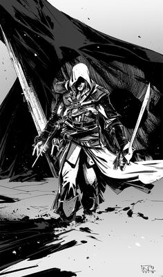 Assassins Creed ~ Nicolas Pertimaux