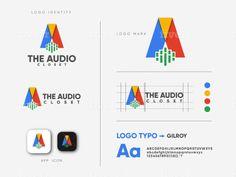 One marketplace, millions of professional services. Logo Branding, Branding Design, Gradient Logo, Logo Process, Logo New, Brand Style Guide, Beauty Logo, Business Logo Design, Logo Concept