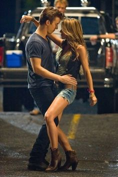 Footloose..  SUCH a good movie