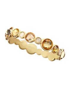 Citrine Multi-Station Bangle - Last Call by Neiman Marcus