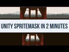 How to use the 2017 SpriteMask for transparent sprites - In 2 Minutes I Am Game, Being Used, Unity, Sprites, Youtube, Fairies, Youtubers, Youtube Movies