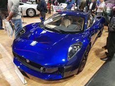 Jaguar C-X75 – MrCarBoss.com
