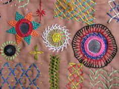 Million Little Stitches: TAST Shisha Stitch
