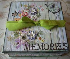 memory box inspiration