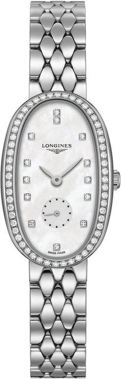 @longineswatches Symphonette #add-content #bezel-diamond #bracelet-strap-steel #brand-longines #case-material-steel #case-width-21-9-x-34mm #delivery-timescale-1-2-weeks #dial-colour-white #gender-ladies #l23060876 #luxury #movement-quartz-battery #official-stockist-for-longines-watches #packaging-longines-watch-packaging #style-dress #subcat-symphonette #supplier-model-no-l2-306-0-87-6 #warranty-longines-official-2-year-guarantee #water-resistant-30m