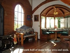 Deer Harbor Vacation Rental - VRBO 352538 - 2 BR Orcas Island Chalet in WA, Famous Gnome House Chalet on Amazing 140 Acre Private Setting