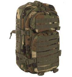 Mil-Tec Rucksack US Assault Pack, klein, woodland / mehr Infos auf: www.Guntia-Militaria-Shop.de