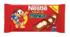 Chocolate Turma da Mônica...voltaaa!