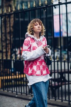 The Best Street Style Looks From London Fashion Week Fall 2017 | Fashionista