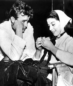 Everything about Pier is beautiful, especially her soul. She doesn't have to be all gussied up. She doesn't have to do or say anything. She's just wonderful the way she is. She has a rare insight into life. - James Dean